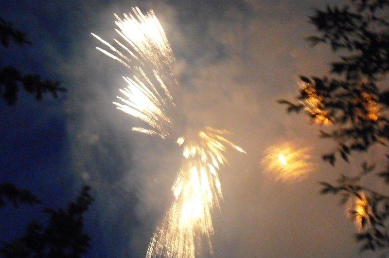 Canada Day Fireworks 1