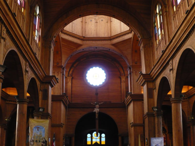 Iglesia San Francisco en Castro, Chiloé