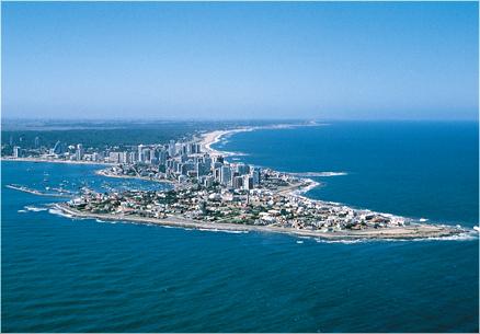Punta del Este - plaża