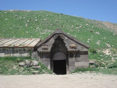Selim caravanserai