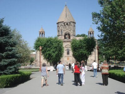 Ejmiatsin Cathedral