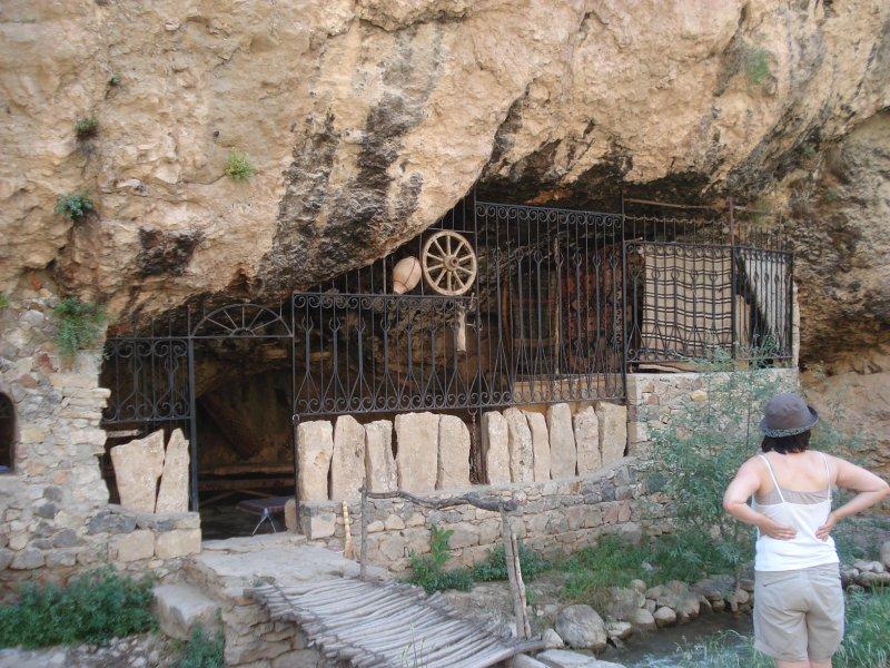 Cave Cafe exterior