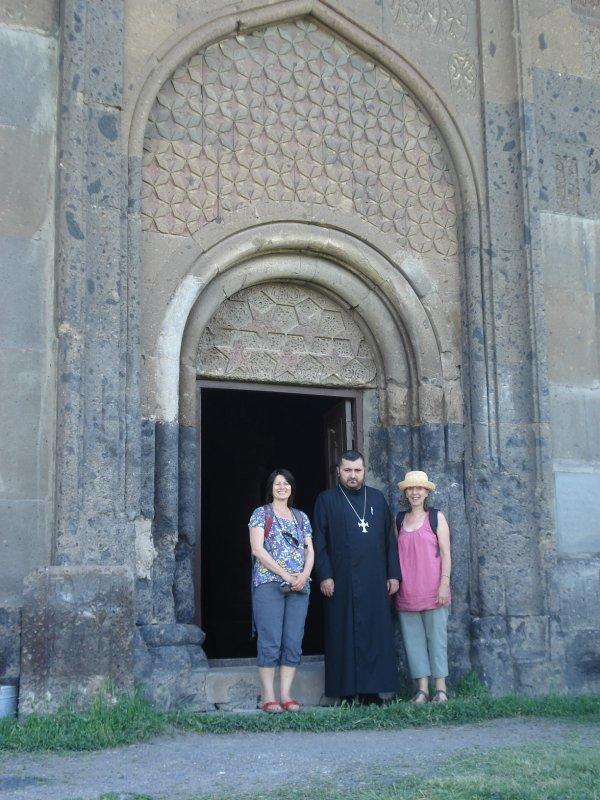 Saghnovasank monastery