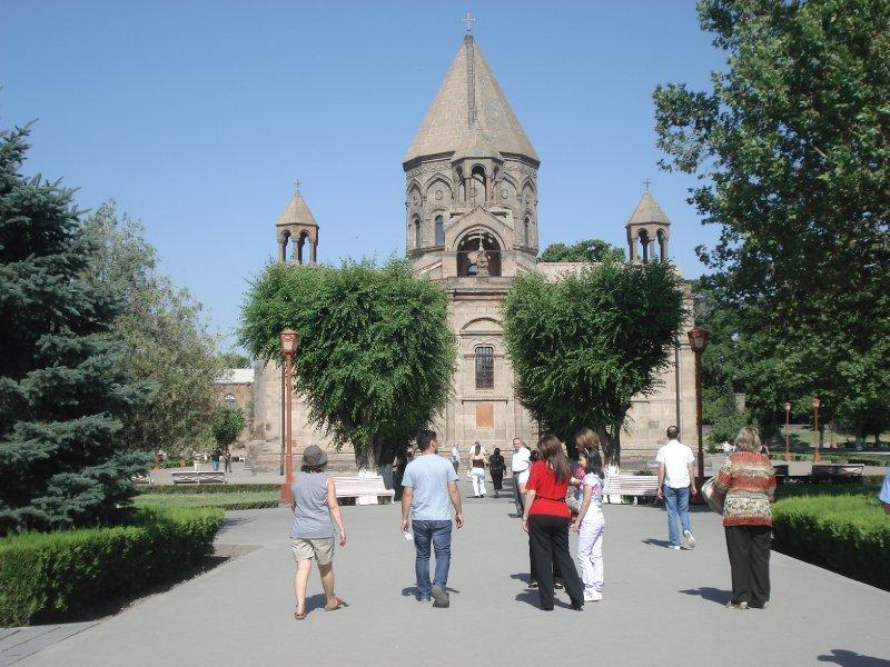 Ejmiatsin Cathedral