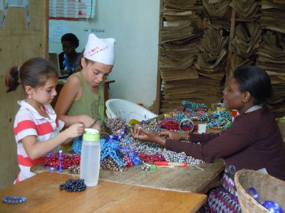 Busy with Beads