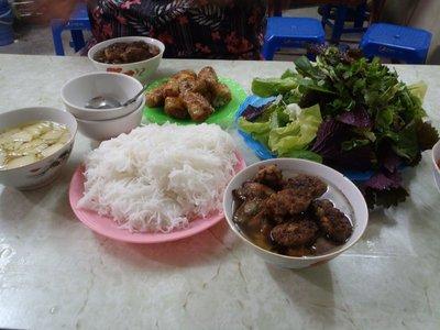 Yummo! Pho at Bun Cha Restaurant, Hanoi