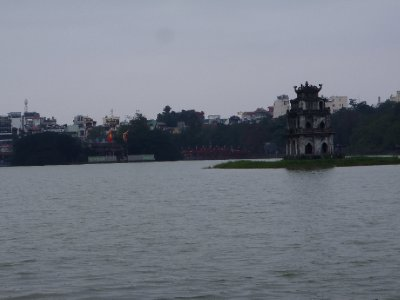 Hoan Kiem Lake landmarks
