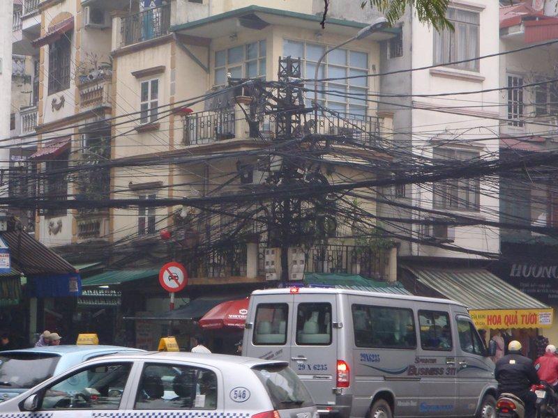 Hanoi Power Lines