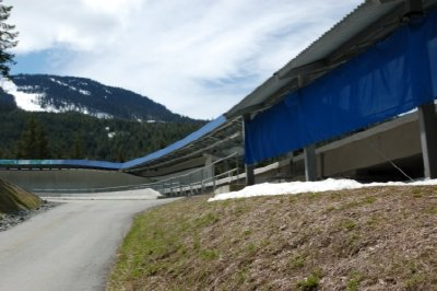 Luge used in Olympics
