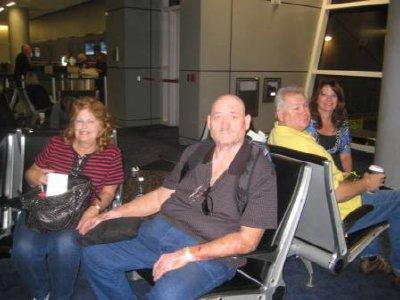 Chet, Sue, Benny & Diane