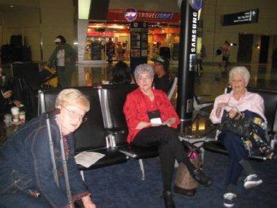 Rosemary, Mary Nell & Jean