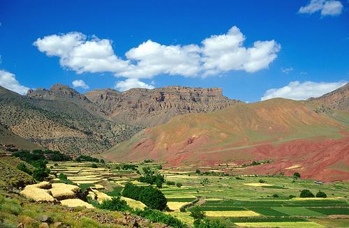 Trekking in Morocco - Mountaine - Desert