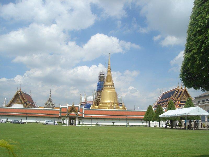 The Golden Temple, Bangkok