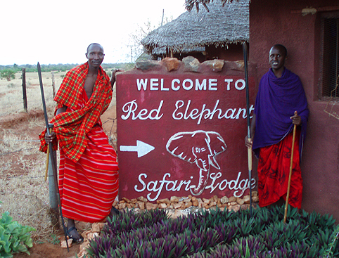 Red Elephant Lodge