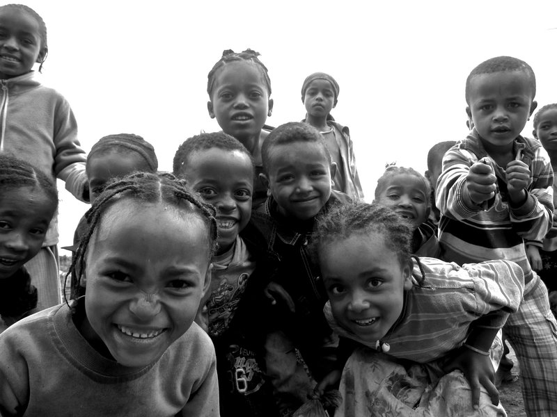 Children of Ethiopia