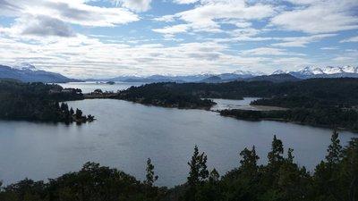 Stunning Bariloche scenery