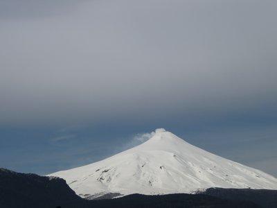 Volcano Villaricca - Pucon