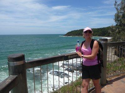 Coastal walk Noosa