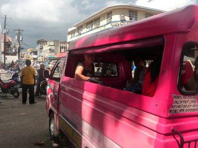 Pink Jeepney Express