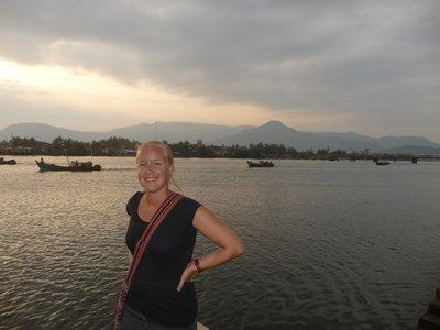 Hannah Kampot countryside