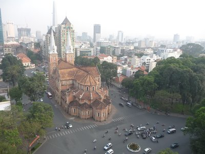HCMC from above