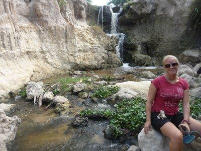 Hannah waterfalls Mui Ne