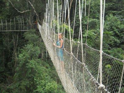 Kakum National Park - Canopy Walk!