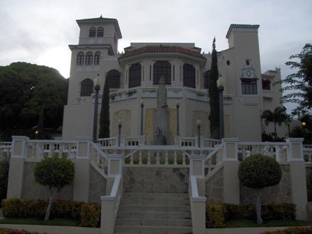 The Serralles Castle