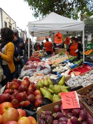 Street market las palmas