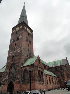 Aarhus Domkirke - St. Clements Church