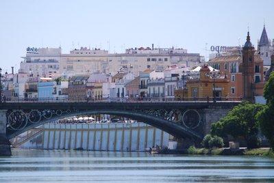 Queen Isabel II bridge, Seville