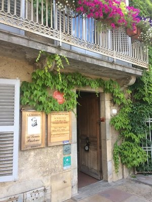 A visit to Louis Pasteur's home in Arbois