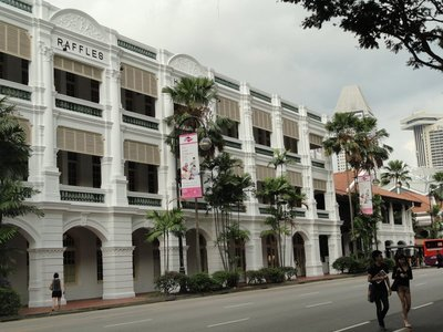 Raffles Hotel