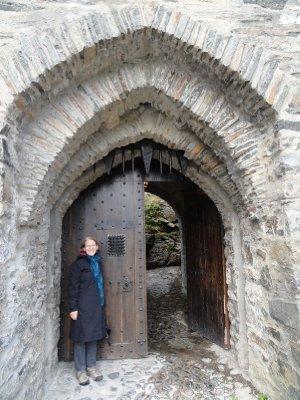 Eilean Donan Castle portcullis