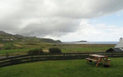View from Achtalean, Staffin