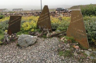 John Lennon Memorial, Durness