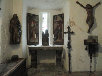 The Earl's Private Chapel
