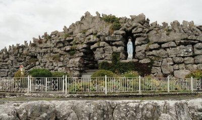 Grotto to Our Lady, Corofin