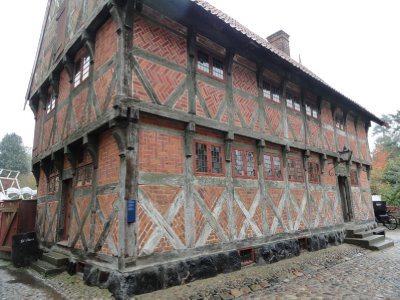 Corner house, Aalborg, 1571