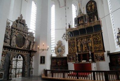 The Domkirke Altar