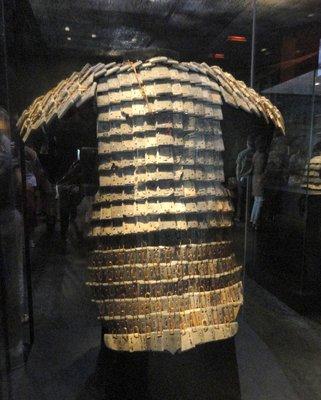Stone vest