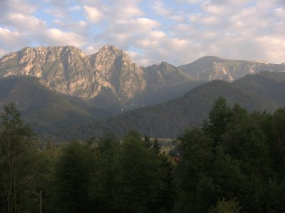 Beautiful Tatra Mountains