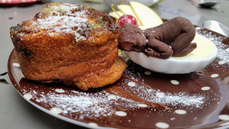 Delicious dessert, Betises et Volup The Restaurant