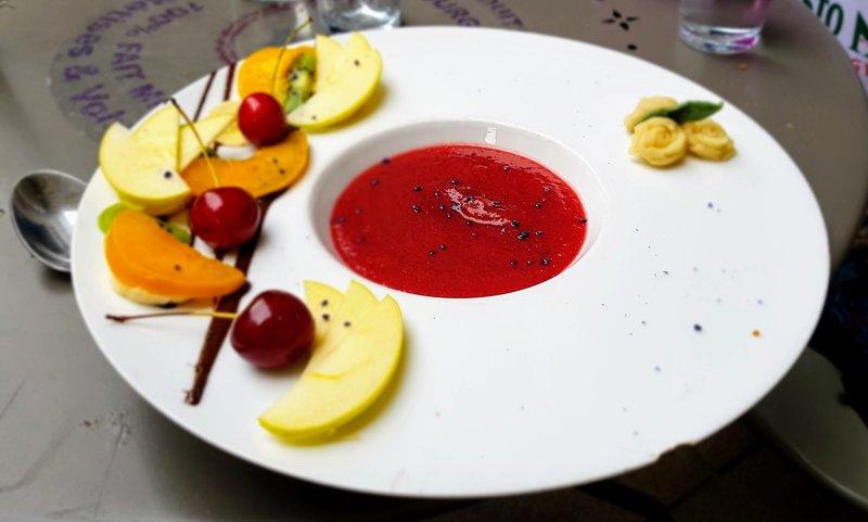 Delicious vegan dessert, Betises et Volup The