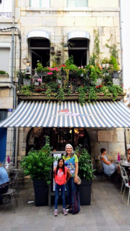 Betises et Volup The restaurant