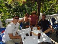 Lunch at El Chorro