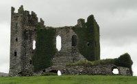 Ballycarbery Castle 15thC