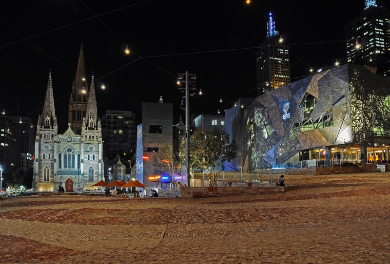 Federation Square
