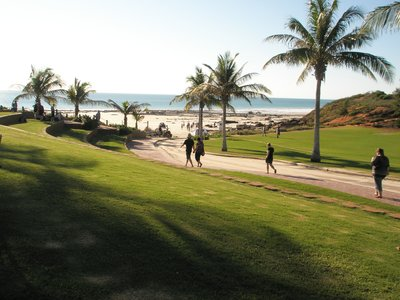 Cable Beach Entrance