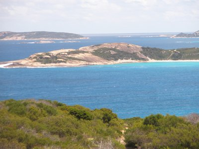 Bay of Islands at Esperance.